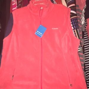 Columbia 3x vest